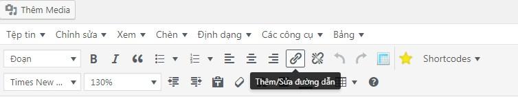 Hướng dẫn cách chèn backlink vào anchor text