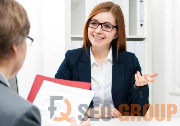 Những câu hỏi thường gặp khi phỏng vấn xin việc làm SEO
