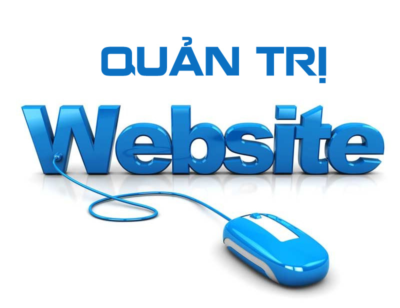 Quản trị website doanh nghiệp